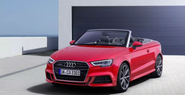 2018 Audi A3 is the featured model. The 2018 Audi A3 Cabriolet image is added in car pictures category by the author on May 22, 2017.