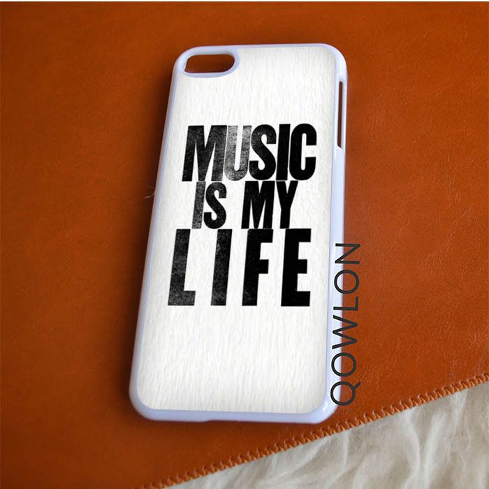 Music is My Life iPod Touch 6 | 6TH GEN Case