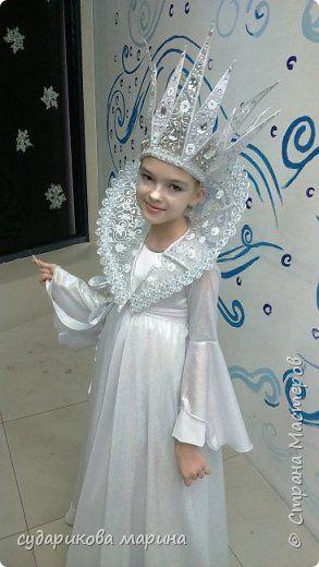Костюм снежной королевы фото 3