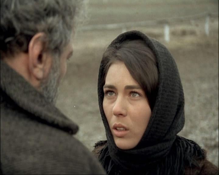 Ioana Pavelescu în Osânda (1976)