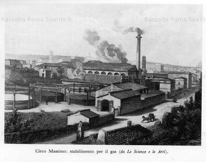 Roma Sparita - Circo Massimo