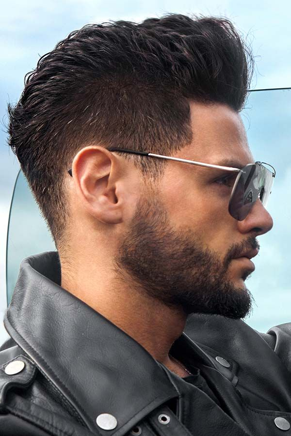 Different And Creative Temp Fade Ideas For All Gents