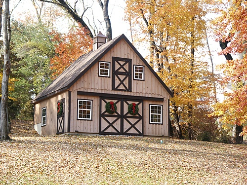 34 best pole barns images on pinterest barns cottage for Pole barn roof pitch
