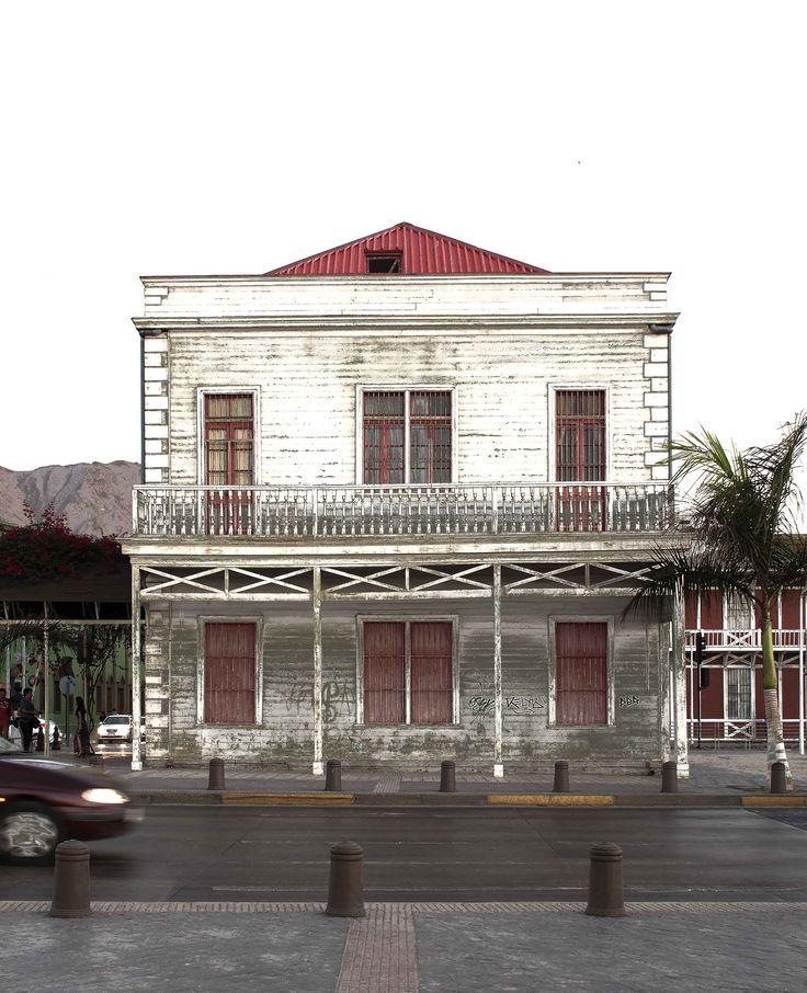 Barrio Histórico, Antofagasta, Chile