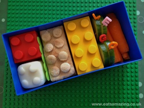 lego lunchbox review lunches and lego. Black Bedroom Furniture Sets. Home Design Ideas