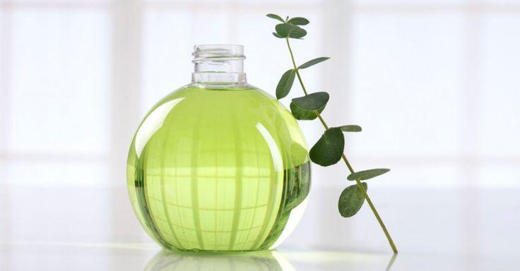 Lemon Eucalyptus Oil For Wellness