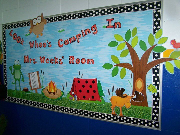 Camping Bulletin Board                                                                                                                                                      More                                                                                                                                                     More