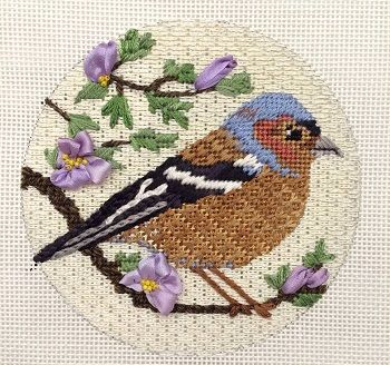 np-animals from Knit One Needlepoint Too, Melissa Prince bird