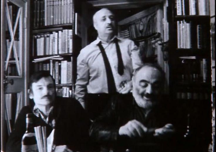 Andrei Tarkovsky & Sergei Parajanov - Islands 01
