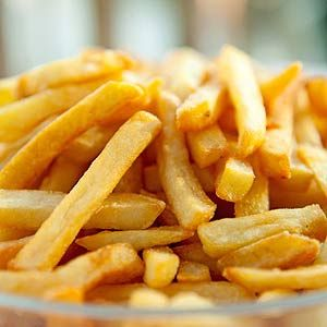13 Awesome Things You Didn't Know Were Made in Canada Most of the World's French Fries Come from New Brunswick. McCain Foods makes 1/3 of all the fries produced in the world, in a 65-million dollar state-of-the art potato processing plant that's in Florenceville-Bristol. The small town is 'The French Fry Capital of the World.' This is also the location of the Potato World museum, and the heart of the mid-July National French Fry Day celebrations. (Photo by Thinkstock) | Readers Digest