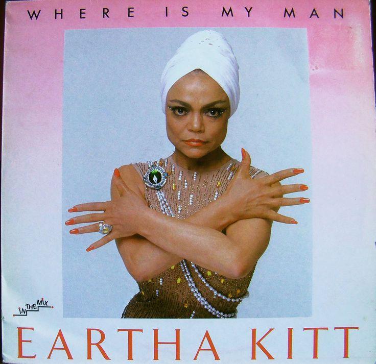 "Eartha Kitt - Where Is My Man (12"" Version)"