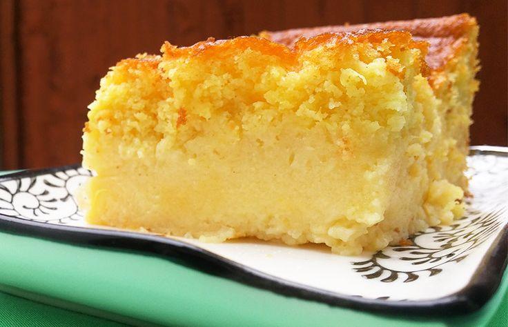 Vem aprender a receita de bolo de milho verde mais fácil do mundo \o/! - Casa e Cozinha