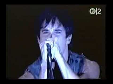 Nine Inch Nails - The Fragile. Johnny Depp introducing NIN, awesome!