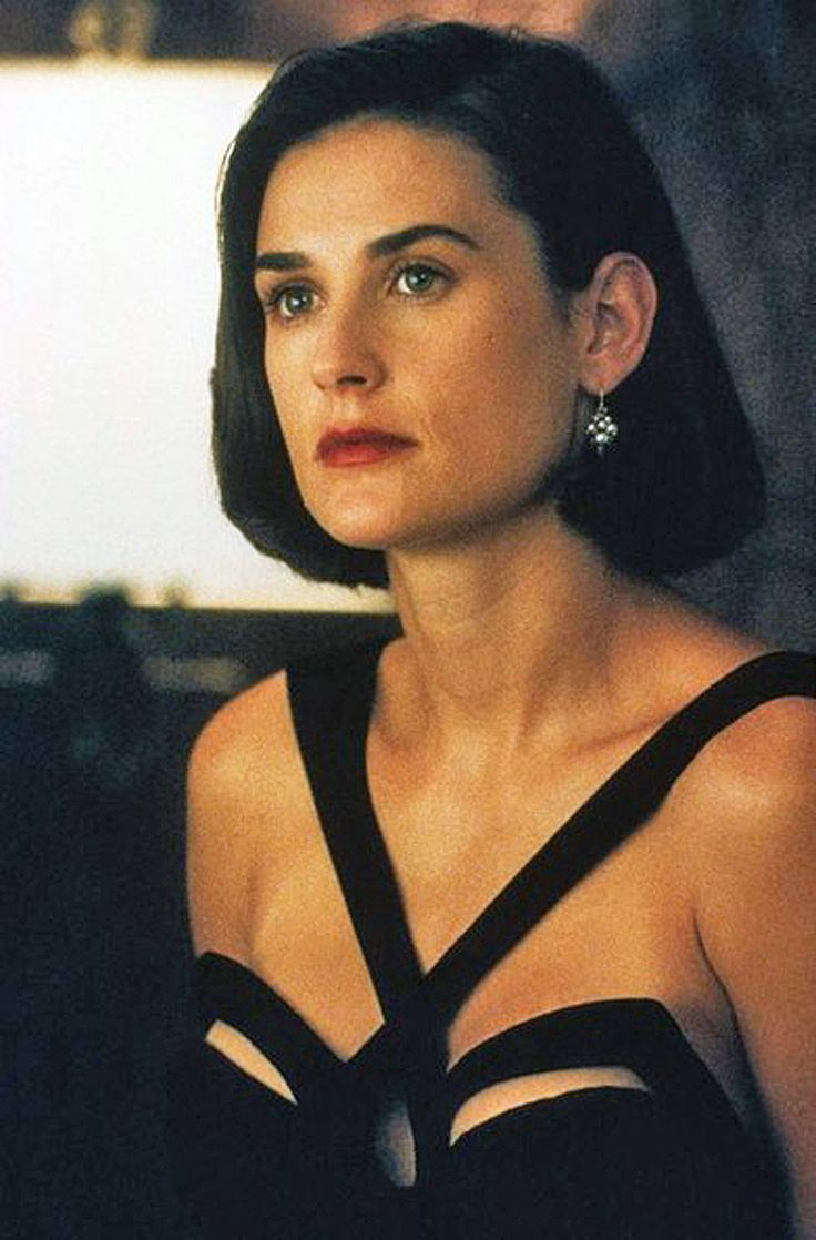 "Rare Showpiece for movie ""Indecent Proposal"" Thierry Mugler Dress Demi Moore image 2"