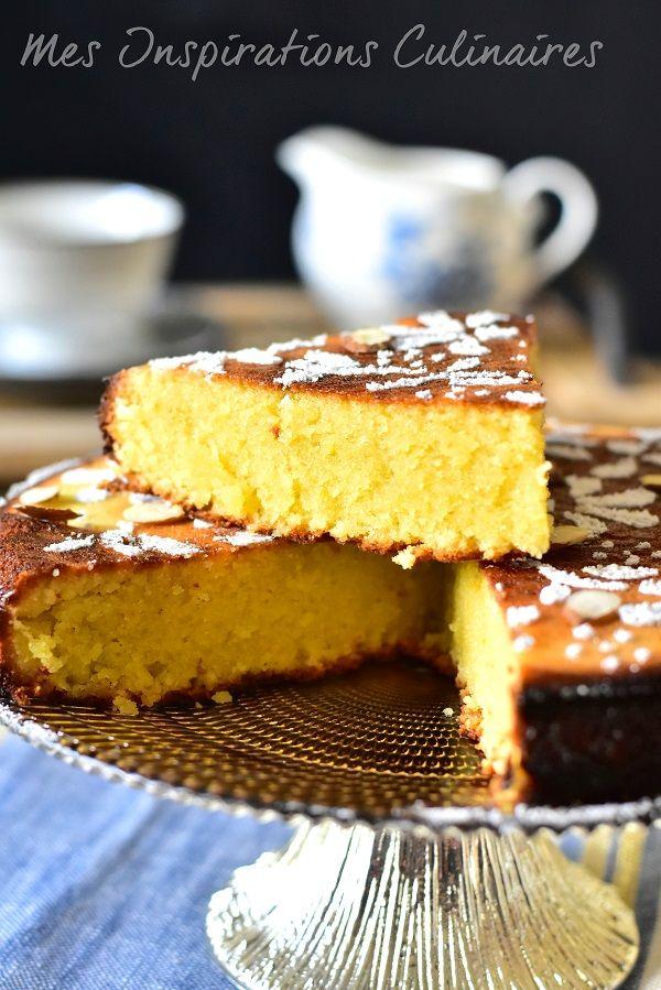 gâteau aux amandes sans gluten le saint-jacques