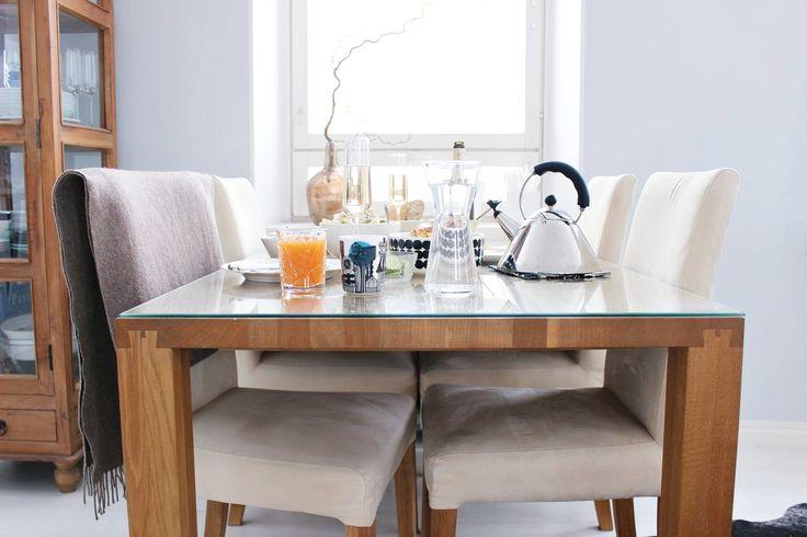 Brunch table / Livin up a notch: home & decor