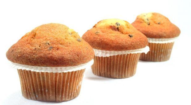Bezlepkové muffiny