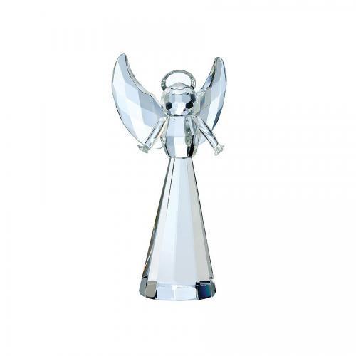 Irish Crystal Angel 7.5`