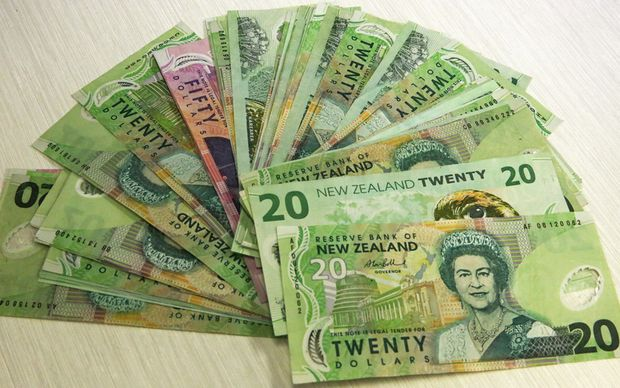 Economy: New Zealand has a very good economy. Only 7 percent of New Zealand's population is employed in agriculture, but it is a very important part of the economy. Tourism brings a lot of money to New Zealand. New Zealand's currency is the New Zealand dollar. New Zealand's GDP or Gross domestic product in billions is 168.2. New Zealand's GDP per capita is 36,200. This picture is New Zealand money.