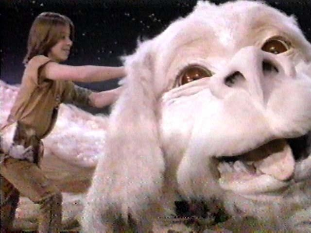 The Neverending Story! Atreyu! Not sure if that is spelled right lol. Loved this movie.