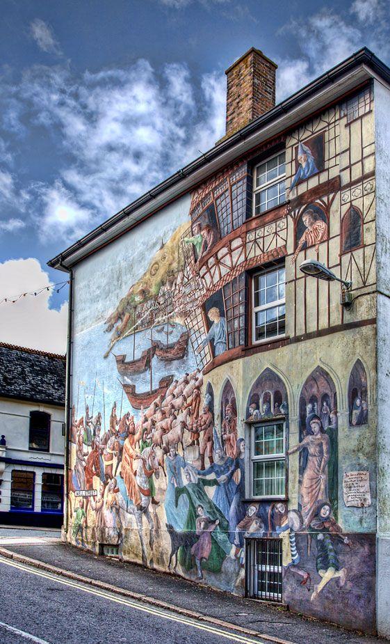 Callington Mural