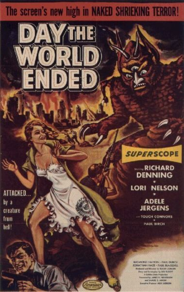 1950s Sci-Fi Movies | Day the World Ended