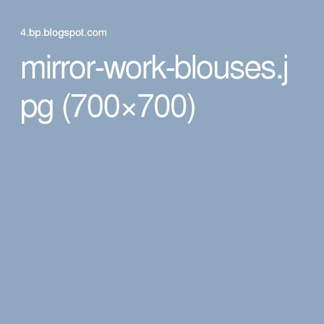 mirror-work-blouses.jpg (700×700)