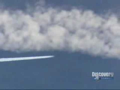 CHEMTRAILS Exposed on Discovery Channel This freaks me out! What's the government REALLY doing?!