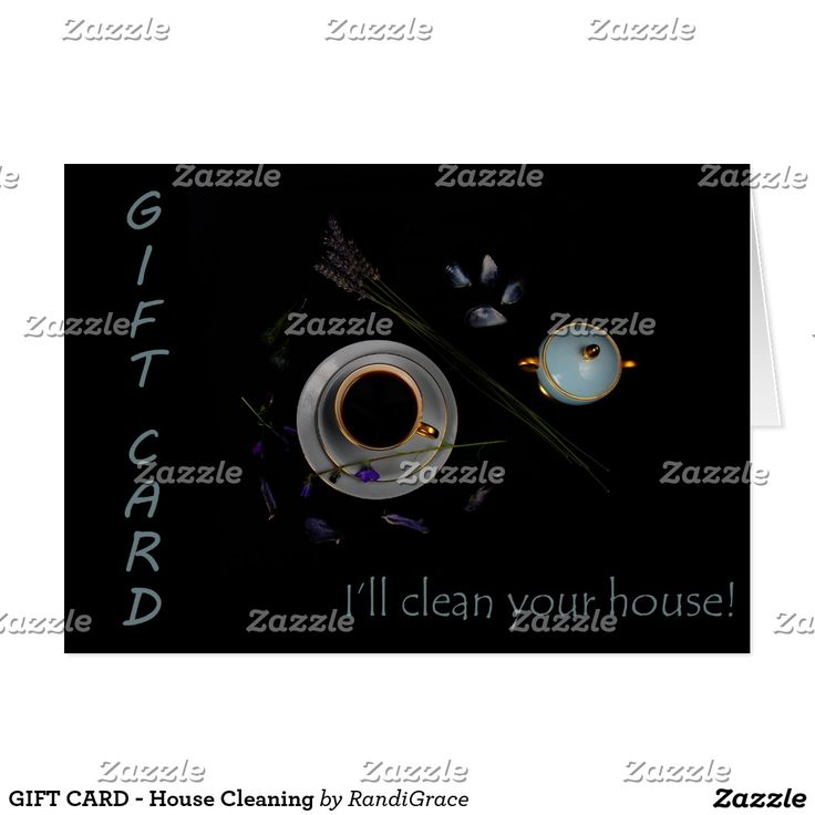 GIFT CARD - House Cleaning