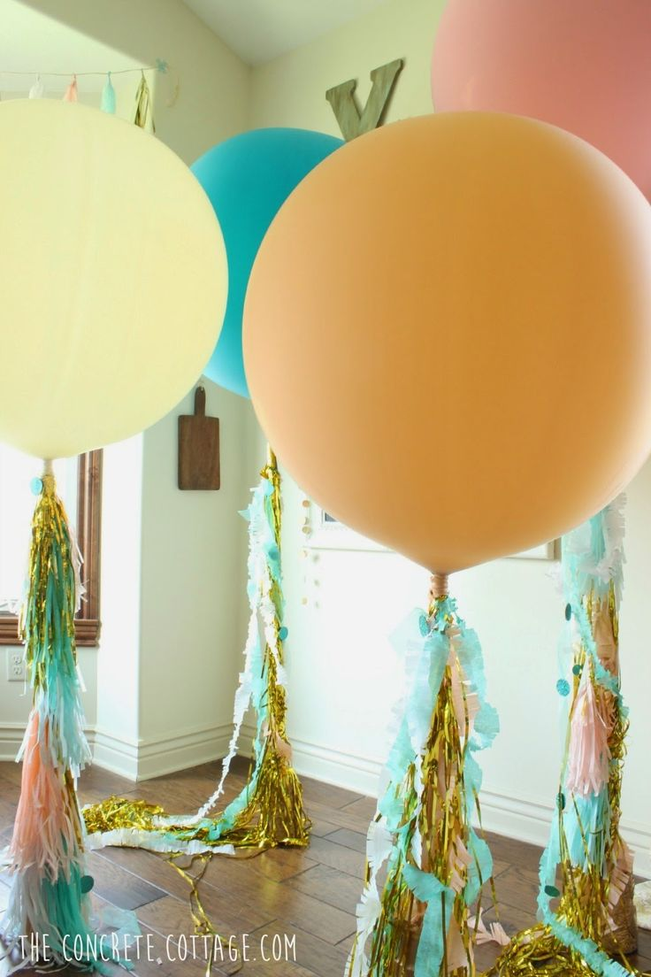 DIY Glam Graduation Party... I am in love!
