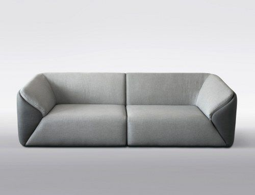 Slice, designed by Boneli, is a beautifully minimal sofa that was launched at 100% Design in London. Boneli focuses on the key aspects of luxury furnishings: customization, quality, comfort, and design.