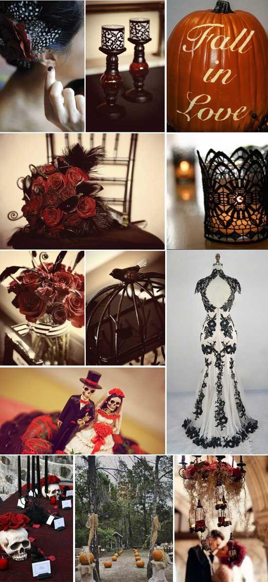 matrimonio a Halloween