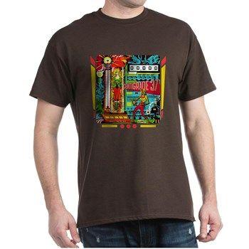 Gottlieb® Centigrade 37 Pinball Machine T Shirt