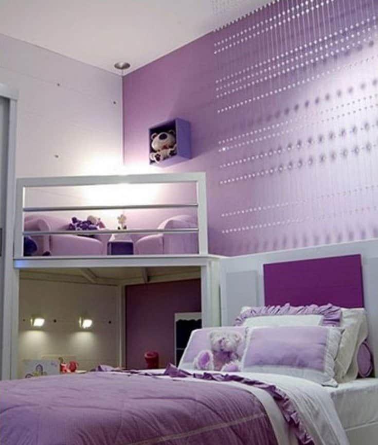 The 25 Best Purple Bedrooms Ideas On Pinterest
