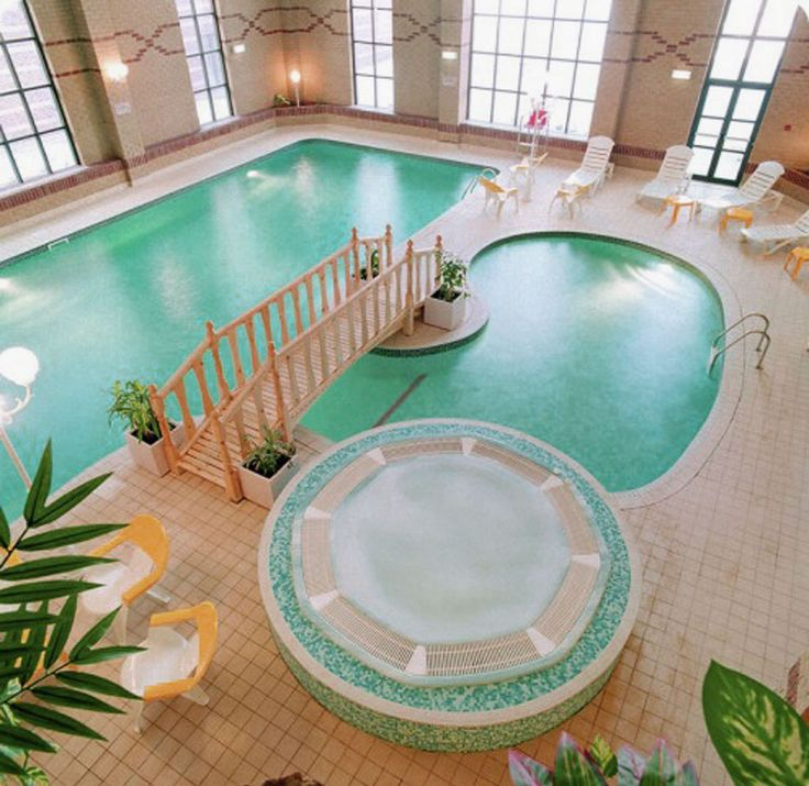 Luxury Home Plans With Indoor Pool: 1000+ Images About POOLS On Pinterest