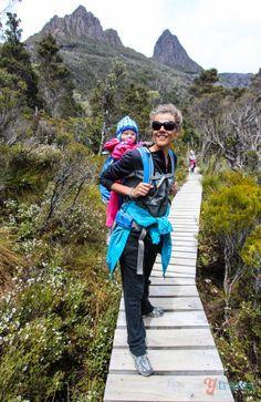 Got kids? Going to Tasmania? You can walk Cradle Mountain!