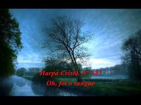 Harpa Cristã, Nº 287 Oh, Foi o Sangue