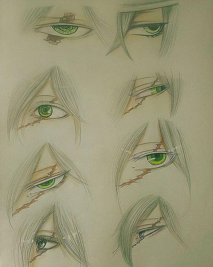 Kuroshitsuji: Undertaker Eyes