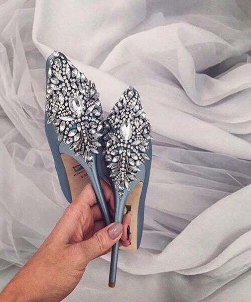 wedding high heels