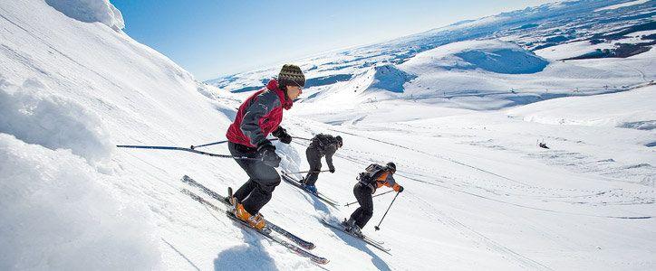 Les stations de Super-Besse et du Mont-Dore, plus grand domaine skiable du Massif Central