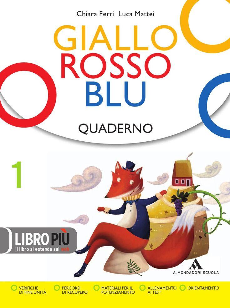 Giallo Rosso e Blu 1  impariamo l'italiano