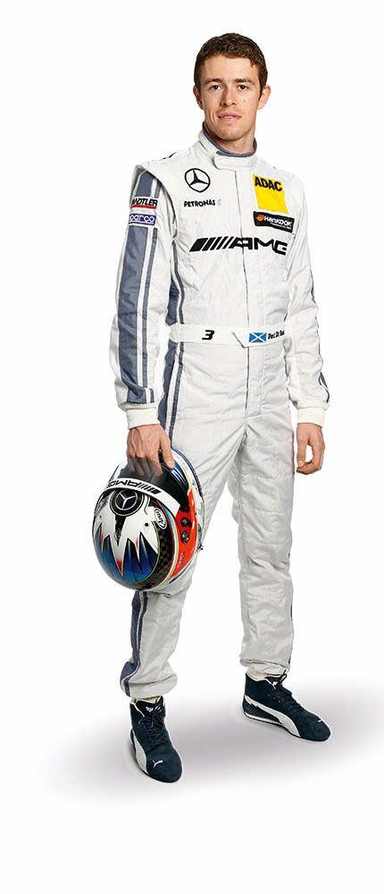Paul Di Resta fährt 2016 für Mercedes-AMG DTM Team HWA in der DTM