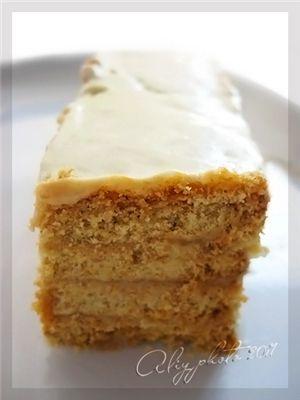 229. Торт из печенья (без выпечки)