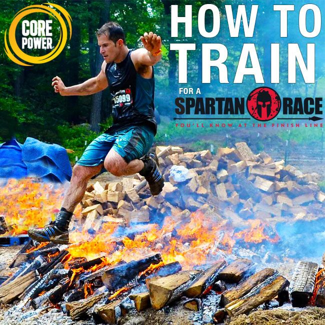 A personal training schedule and tips from a passionate obstacle race lover how to train for a Spartan race #SpartanRace #ObstacleRace