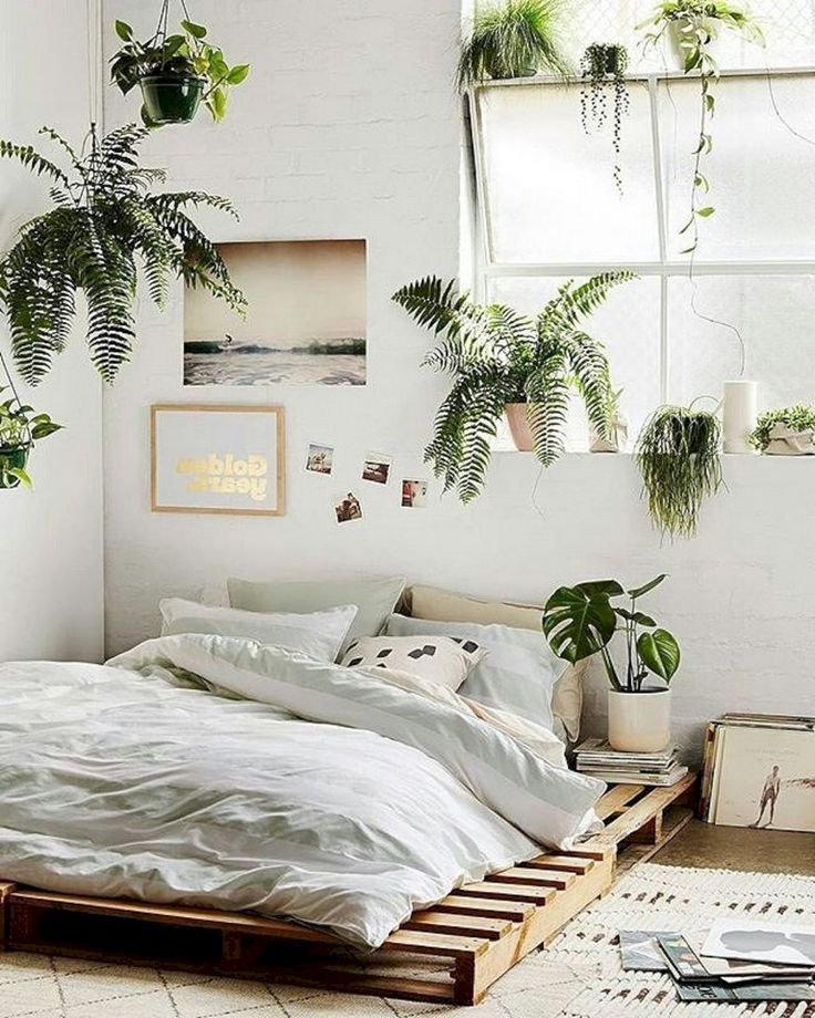 45 Gemutliche Minimalistische Ideen Fur Ein Schlafzimmer Minimalist Minimalistbedroom Schlafzimmer Minimalist Bedroom Design Bedroom Decor Stylish Bedroom