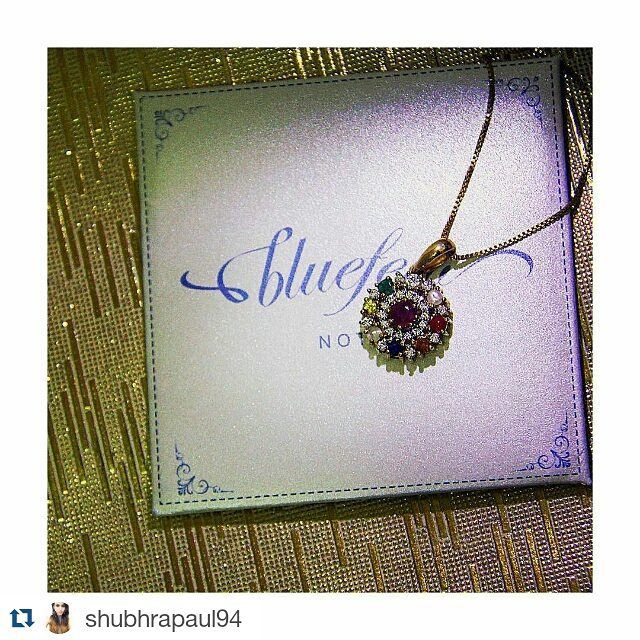 The beautiful Navratnam Collection, part of our festive #glittergala !  #Repost @shubhrapaul94 with @repostapp ・・・ Just took a look at @bluestone_com's Navratnam Collection and now I am absolutely in love with all of it! Check it out. Link underneath and in Bio .  #jewellery #navratri #indian #bluestone ❤️ #fblogger  Www.bluestone.com