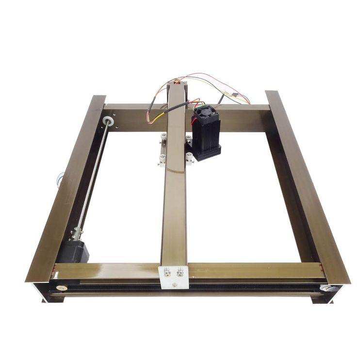 233.91$  Buy now - http://aliplu.worldwells.pw/go.php?t=32439474830 - 1pcs 2800mW Large Area 300*230mm Mini Laser Engraver Engraving Machine Laser Cutting machine Printer Marking Machine 233.91$