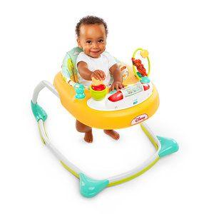 Disney Baby Winnie the Pooh Dots & Hunny Pots Walker