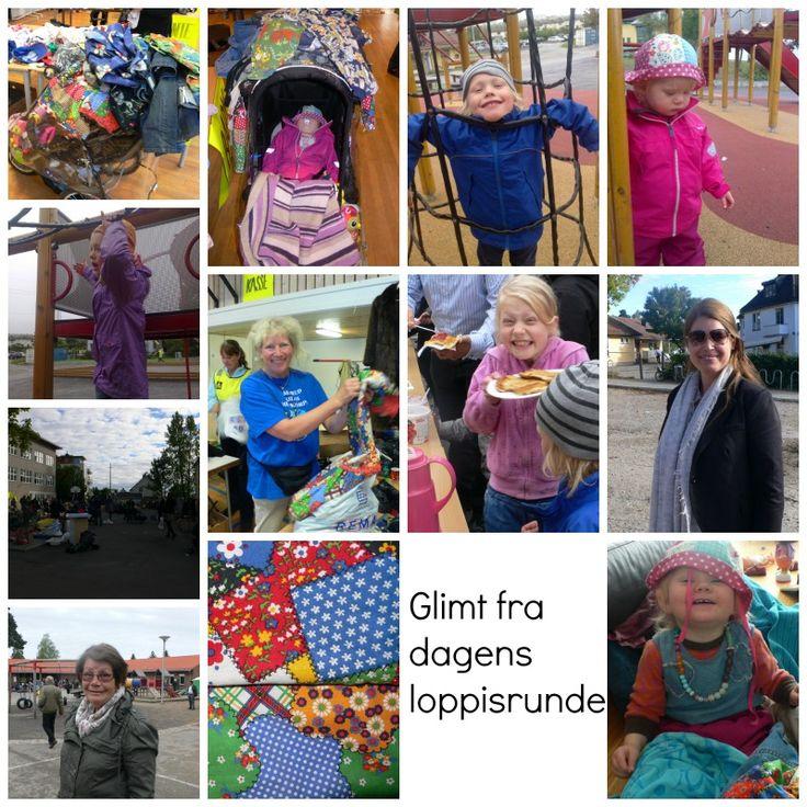 #loppemarked#oslo#høst#gladebarnogmormor