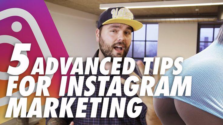 Instagram Marketing: 5 Advanced Tips | #TheKubbyShow - Episode 25